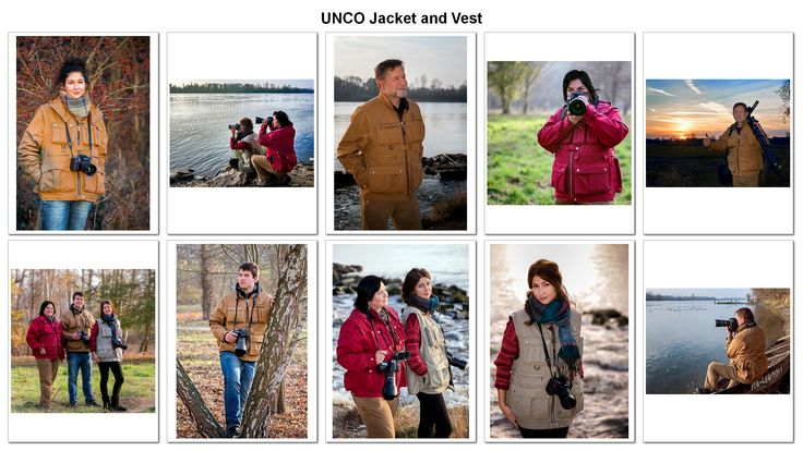 Help make it happen !  ~~~~~~~~ http://igg.me/at/UNCO-Jacket-Vest  ~ UNCO ! An exclusive, weatherproof, highly breathable UNCO Jacket and Vest made of Organic Cotton! Please visit our crowdfunding campaign at Indiegogo. We will be very grateful for any support of our project. Please share a link to our campaign among your friends and acquaintances. Tomasz #UNCOJacketVest