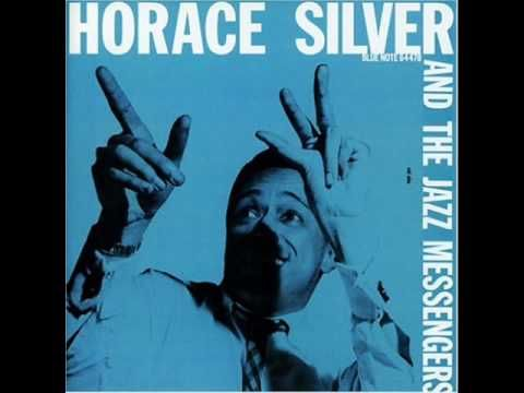 "♫♪♬  HORACE SILVER, ""Doodlin"" - Final track from ""Horace Silver And The Jazz Messengers"" Album. Recorded on November 13, 1954 at Rudy Van Gelder's Hackensack studio. Horace Silver (piano)."