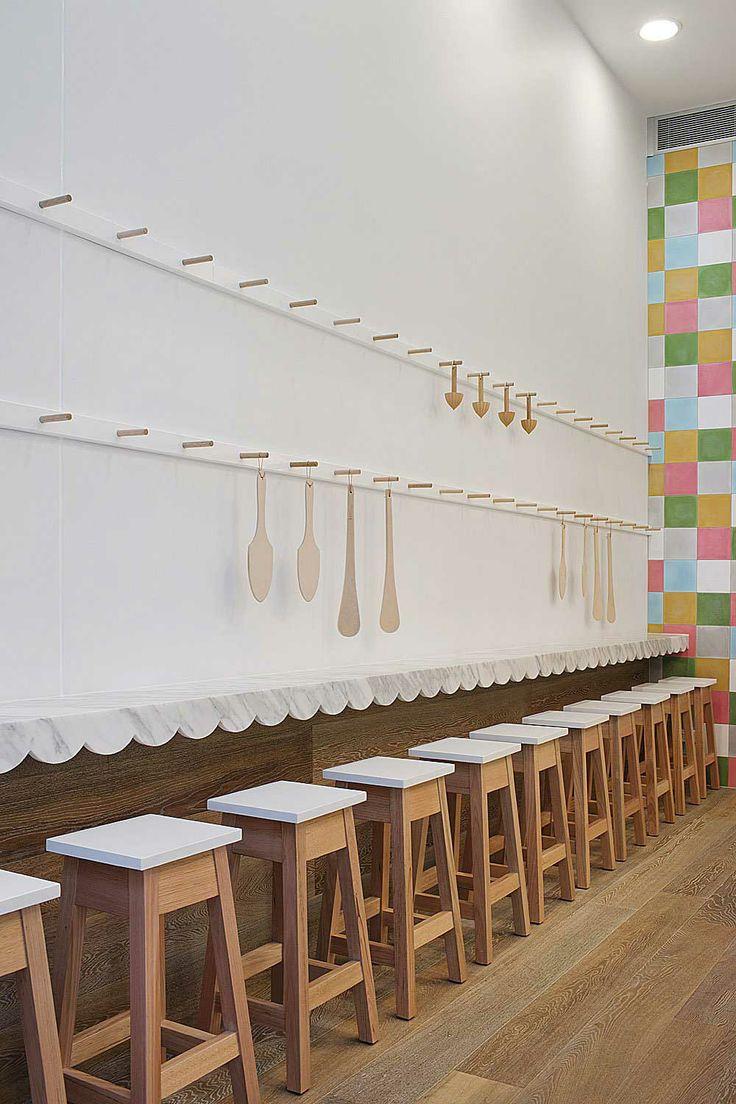 Interior-Design-for-a-Cupcake-Shop-long-line-white-chair.jpg (1000×1500)