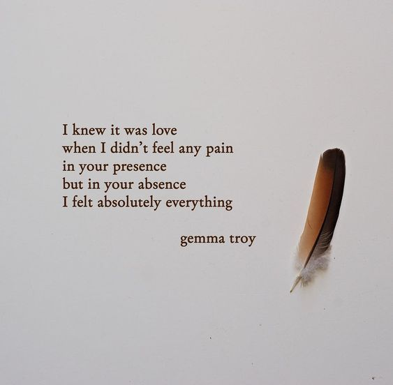 """5,006 Likes, 50 Comments - Gemma Troy Poetry (@gemmatroypoetry) on Instagram: """"Thank you for reading my poetry and quotes. I try to post new poems and words about love, life,…"""""""