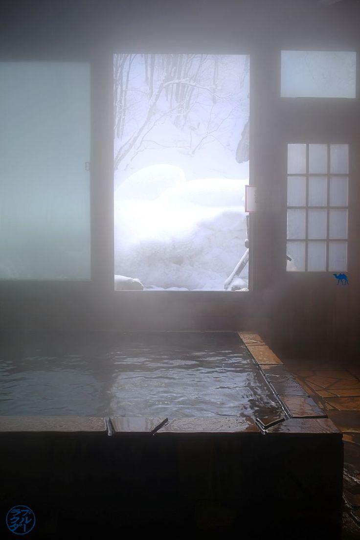 Le Chameau Bleu – Blog Voyage Onsen Japon – Bain c…