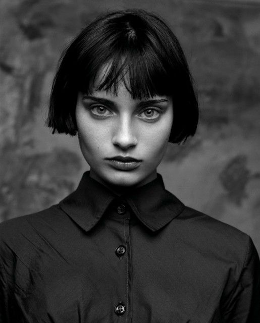 Bob with bangs - love this cut!                                                                                                                                                                                 More