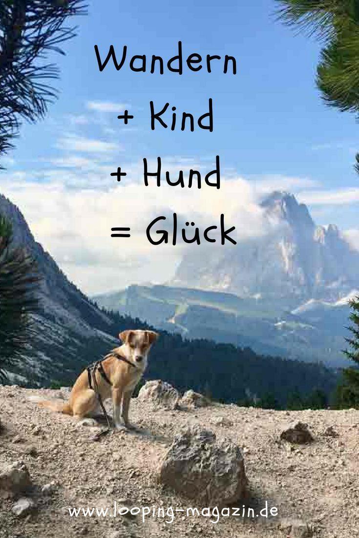 Wandern Mit Kind Und Hund Mehrtagige Trekkingtour In Den Dolomiten Ferien Sudtirol Dolomiten Urlaub Mit Hund