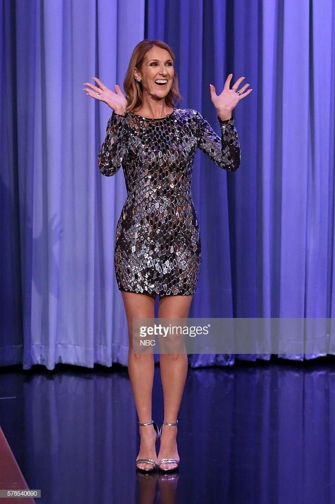 Singer Celine Dion Arrives On July 21 2016 Celine I Celebryci
