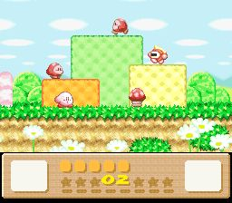Kirby's Dream Land 3. here you can play almost all old nintendo games
