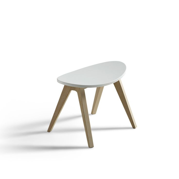 PingPong stool Wood Collection by Oliver Furniture