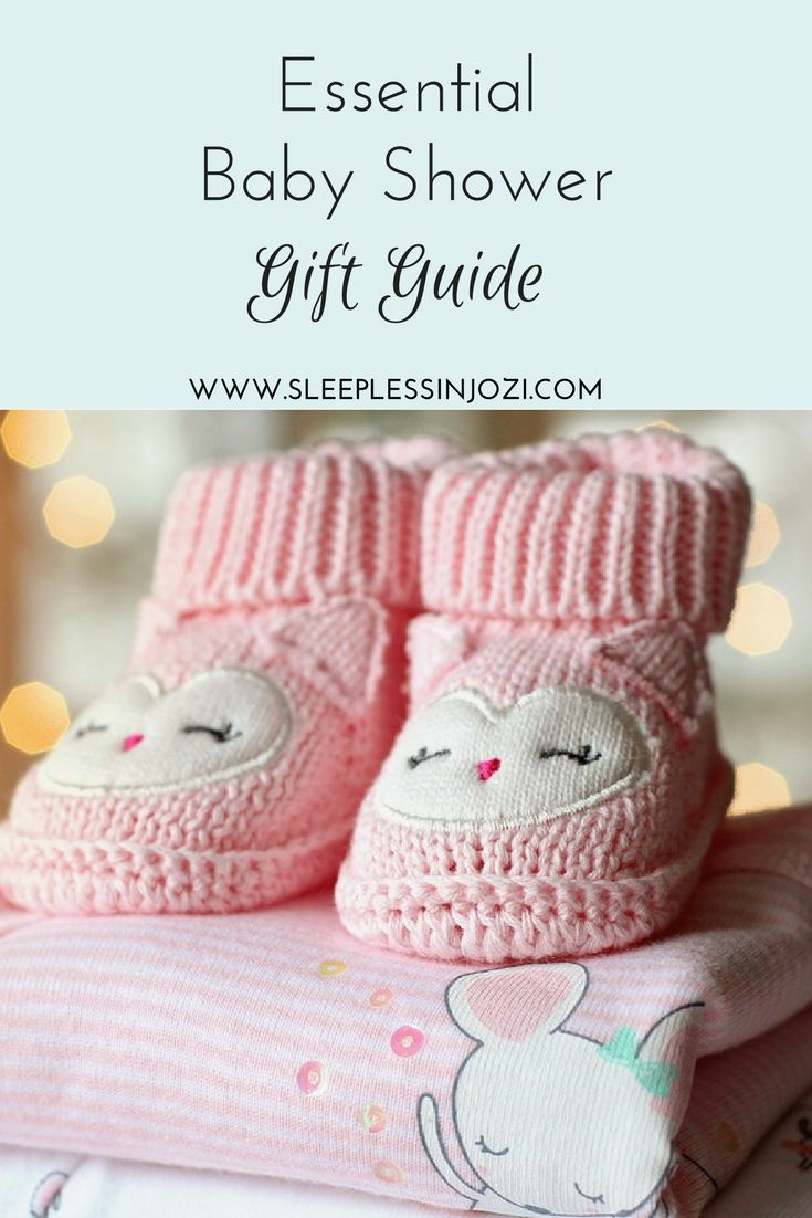 Baby Shower gift ideas | Gift Ideas | Baby Shower Gift Guide | What to get a first time mom for her baby shower