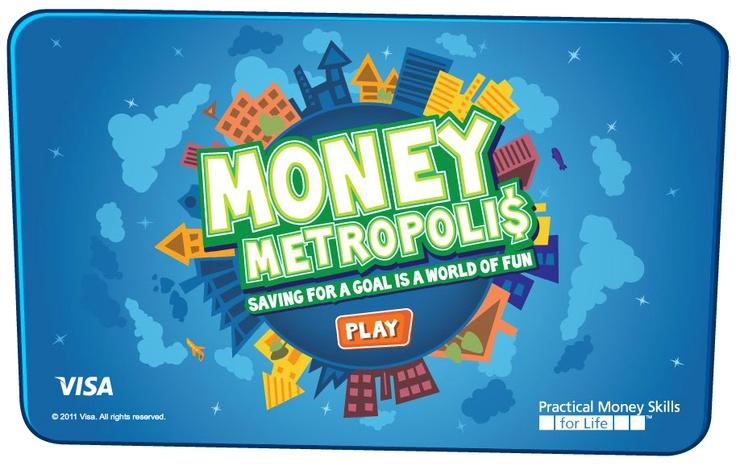 Money Skills Game For Kids Girl Scouts Pinterest