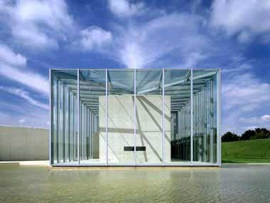 Tadao Ando Lang En Foundation  #ando #architecture #tadao Pinned by www.modlar.com