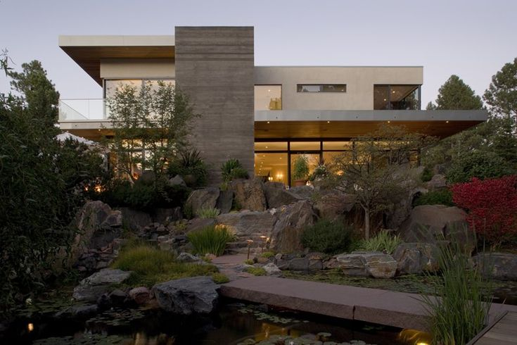 House of the Day :-): Design Modernhome, Architecture Incorporates, Modern Architecture, Colorado, Brown Design, Blog Designs, Modern House, Modern Home