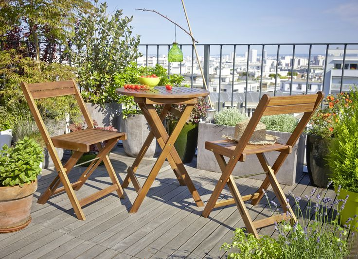 157 best images about ambiances jardin / terrasse / balcons on ...