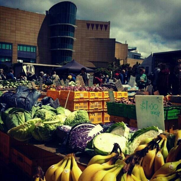 Sunday farmers market, #Wellington, #NewZealand. Image by @littlecollisions. #lp #travel