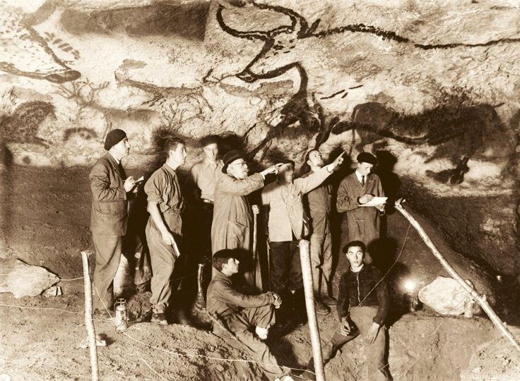 Cuevas lascaux