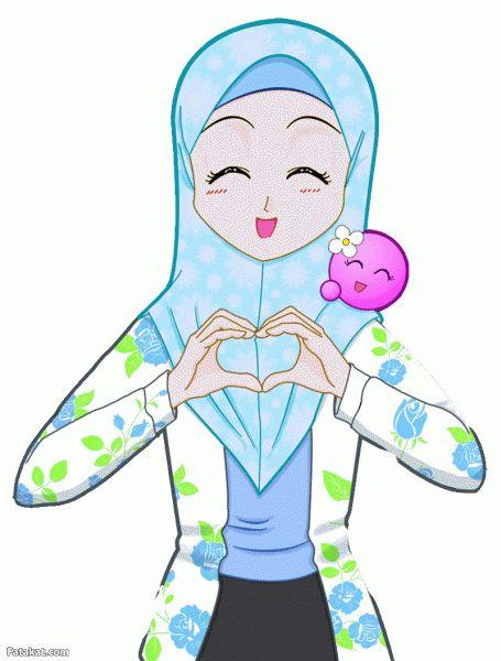 Hijab_Muslimah_anime_manga