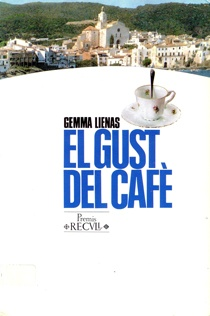 """""""El gust del café"""" Un monólogo de intriga sobre las relaciones familiares.(Este libro sólo está disponible en Catalán)"""