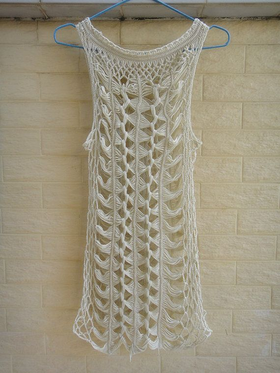 Free Crochet Pattern Lace Tank Top Pakbit For