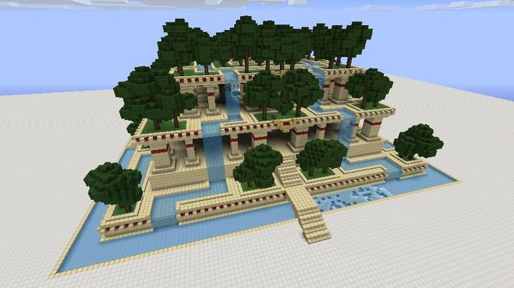 Roman Building Bundle Minecraft Project