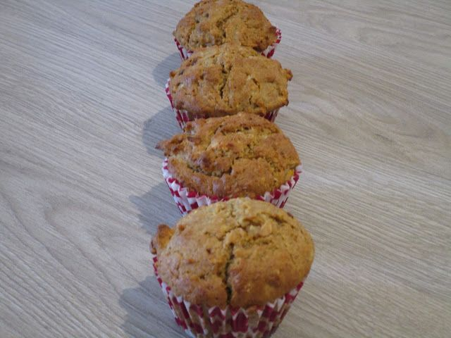 thescottishtomato: Muffin all'ananas