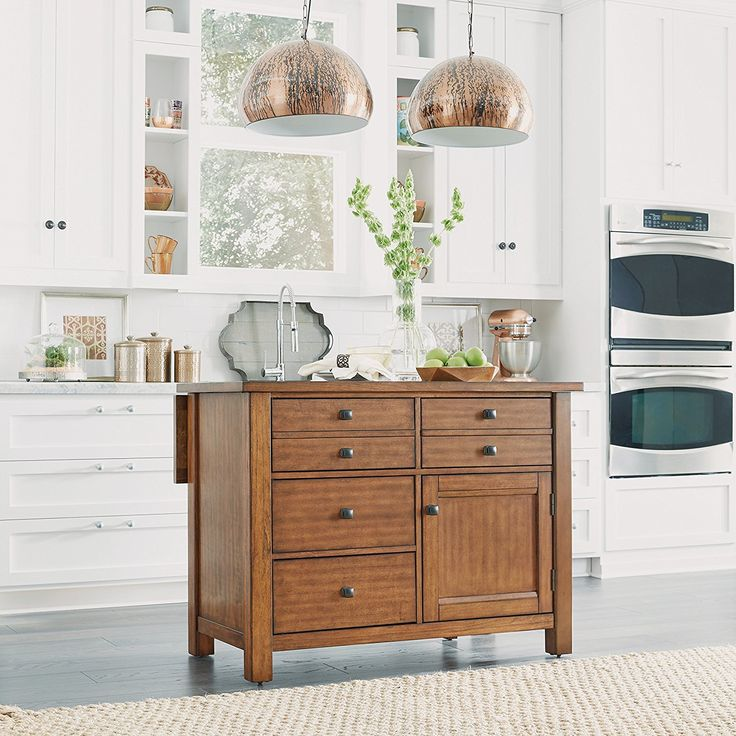 """Aged Maple Kitchen Islands, Simple & Elegant, Click Image for Prices & Details #Kitchen #KitchenDiningIdeas #KitchenIdeas #KitchenFurniture #KitchenDesign #KitchenDesignIdeas (2018 New & Updated """"HelloFoods.com"""") - Kitchen Islands Carts Centers Utility Tables Ideas Best Rated Top 10 Reviews 01 HelloFoods"""
