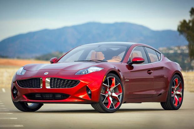 Fisker Atlantic.... start making hybrids that look like this and you wont need gas anymore