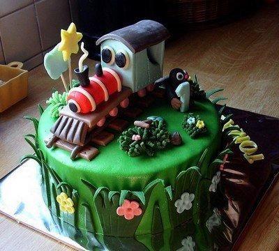 Mole - Cake by Sweet love