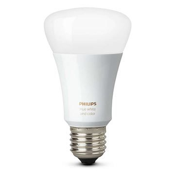 Bec LED Philips Hue 10W A19 E27 White and color ambiance https://www.etbm.ro/philips-hue-connected-lighting  #led #ledphilips #philips #lighting #etbm #etbmro #philipsled #lightingfixtures #lightingdyi #design #homedecor #hue #philips hue #huebulbs #lamps #bedroom #inspiration #livingroom #wall #diy #scenes #hack #ideas