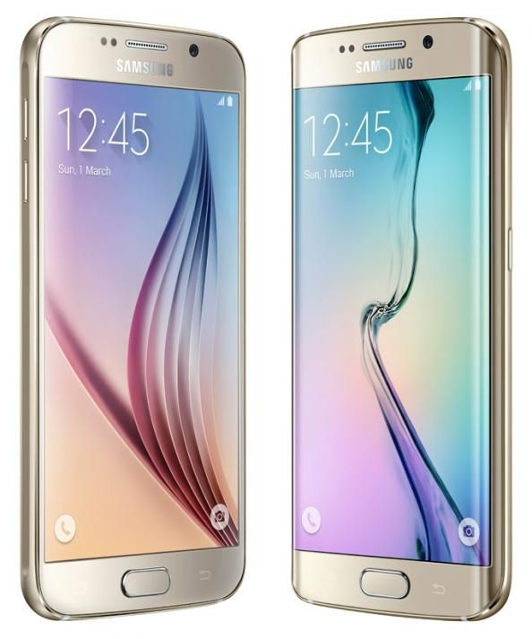 The Latest Samsung Galaxy S6 Edge, Available Sim Free from the UK. www.ShopFromEngland.com