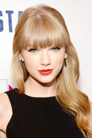 Hollywood's Most Requested Celebrity Hair Colors: Taylor Swift