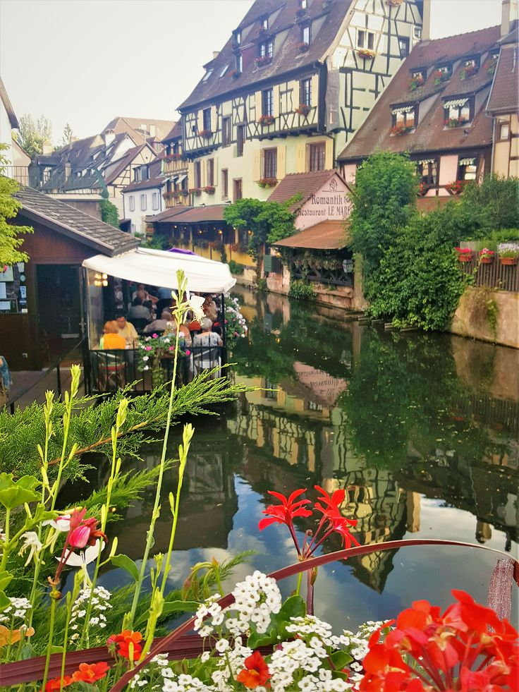 Lovely Colmar images, Alsace, France.