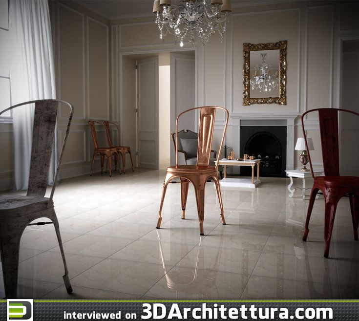 3D Architettura interview of Saeed Amiri, architect from Iran, about photorealism in architectural visualizations