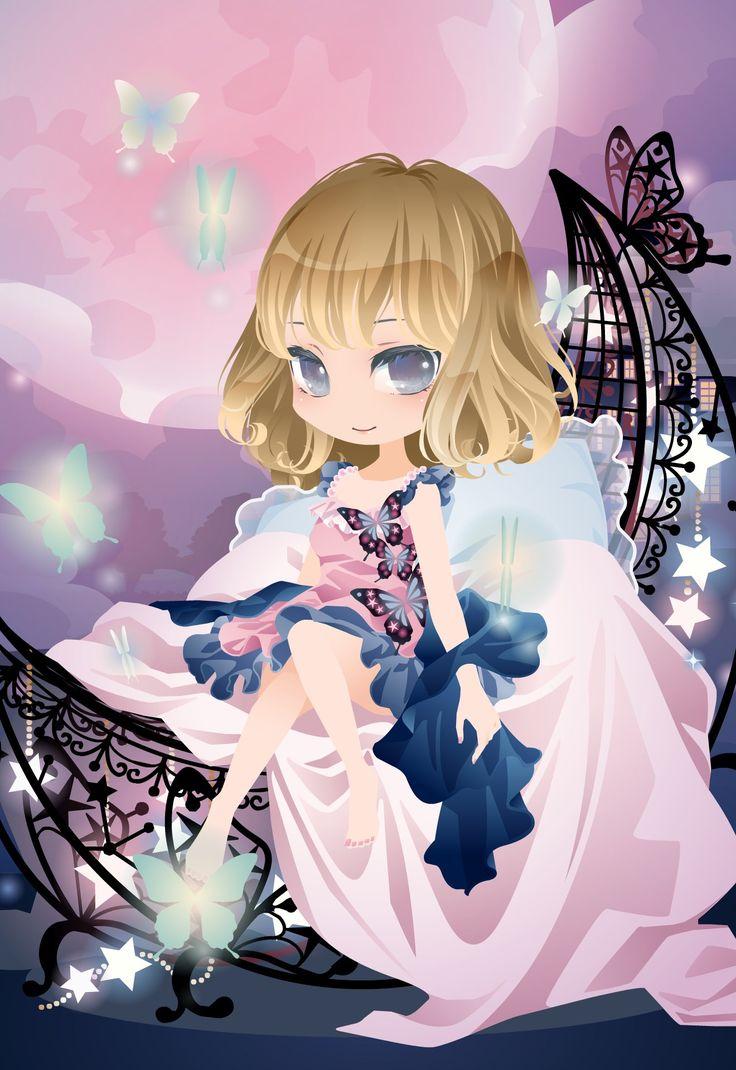 Lunar Butterfly @games -アットゲームズ-