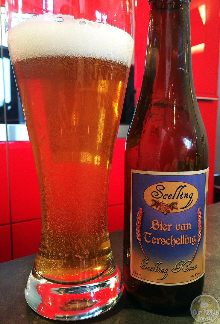 1-April-2015 : Scelling Koan by Brouwerij Lupus. Bier of Terschelling. Wheat Beer. Golden color, not very cloudy. Decent head. Fruity aroma, with nice bitterness mixed with the fruity flavor. #ottbeerdiary