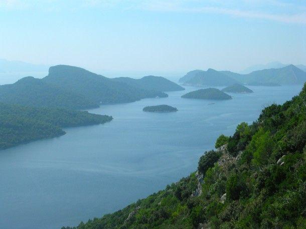 View from Sipan Island Croatia  #landscape #sipan #island #croatia #photography