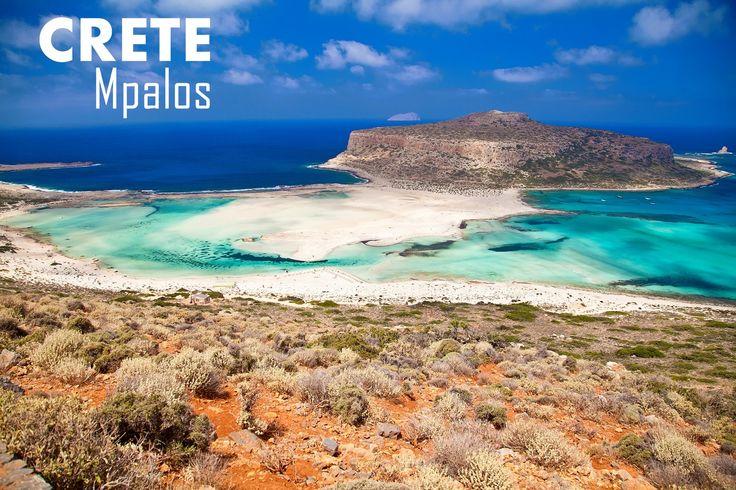 Κρήτη - Μπάλος Crete - Mpalos