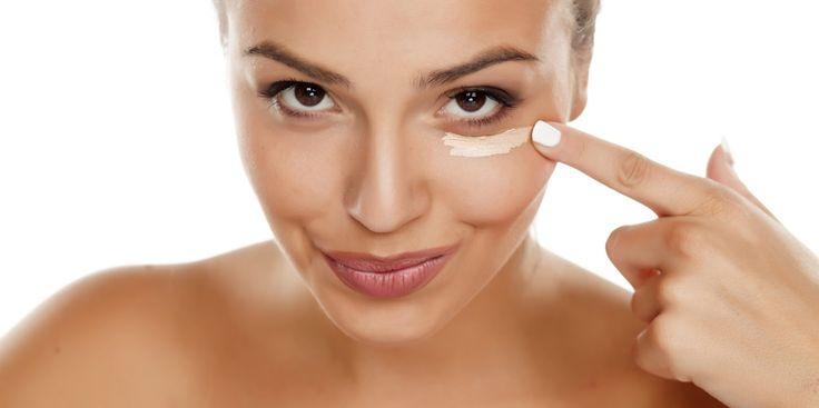 Helppo kikka: Näin peität silmäpussit nopeasti | Kauneus & Terveys
