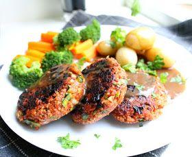 Veganmisjonen: Hirsekarbonader
