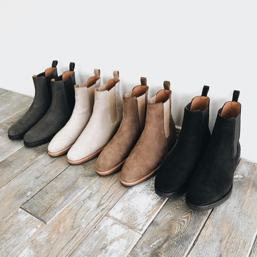 Chelsea boots