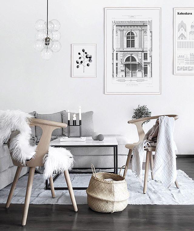 121 besten skandinavischer stil bilder auf pinterest hochwertige m bel christbaumanh nger und. Black Bedroom Furniture Sets. Home Design Ideas