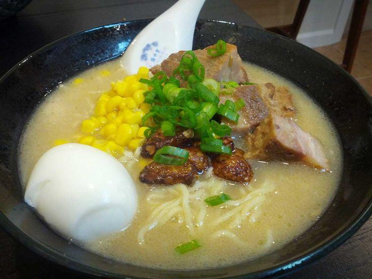 Homemade Tonkotsu Ramen Recipe | Ramen | Pinterest