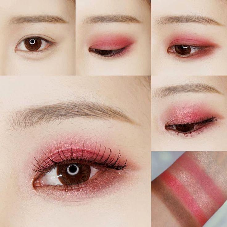 основном для корейский макияж поэтапно фото кружку фото