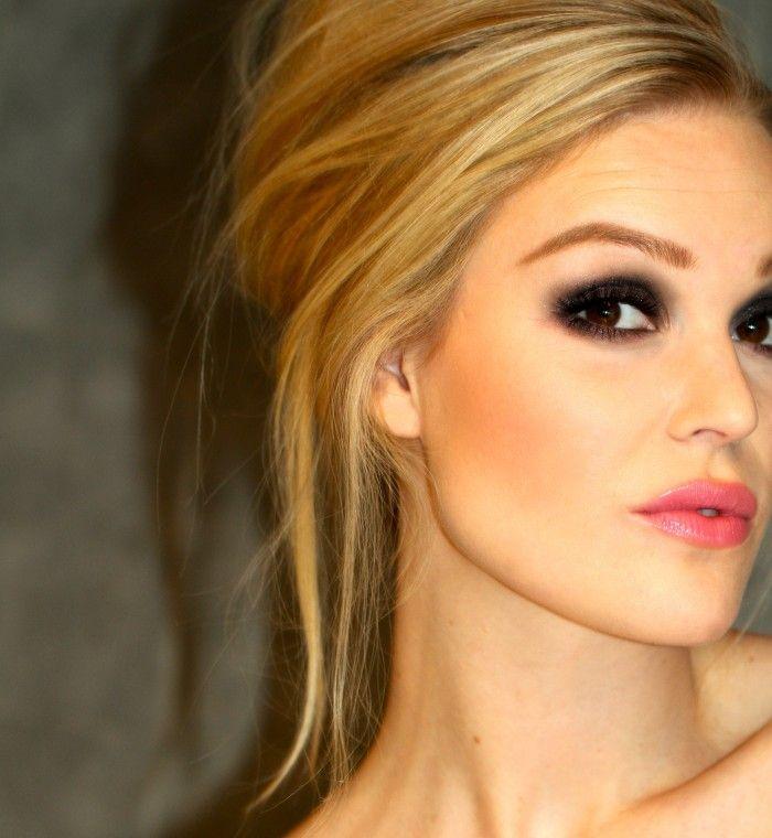 Imgenes De Best Eye Makeup For Brown Eyes Blonde Hair
