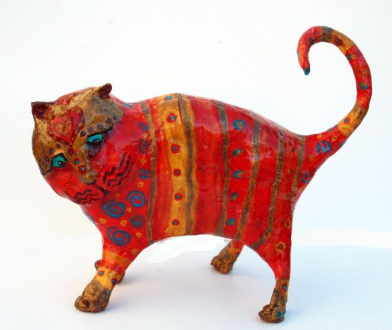 25 best ideas about paper mache clay on pinterest for Paper mache structure
