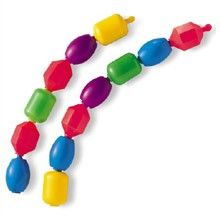 Fisher-Price Snap-Lock Beads - The original version of this toy was introduced in 1957. Variations on the theme are still in production.