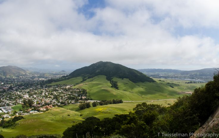 Take a hike up Cerro San Luis Mountain -  one of San Luis Obispo's Seven Sisters #madonnainn #sanluisobispo #california #centralcoast #activities #fun #familyfun #familyvacation
