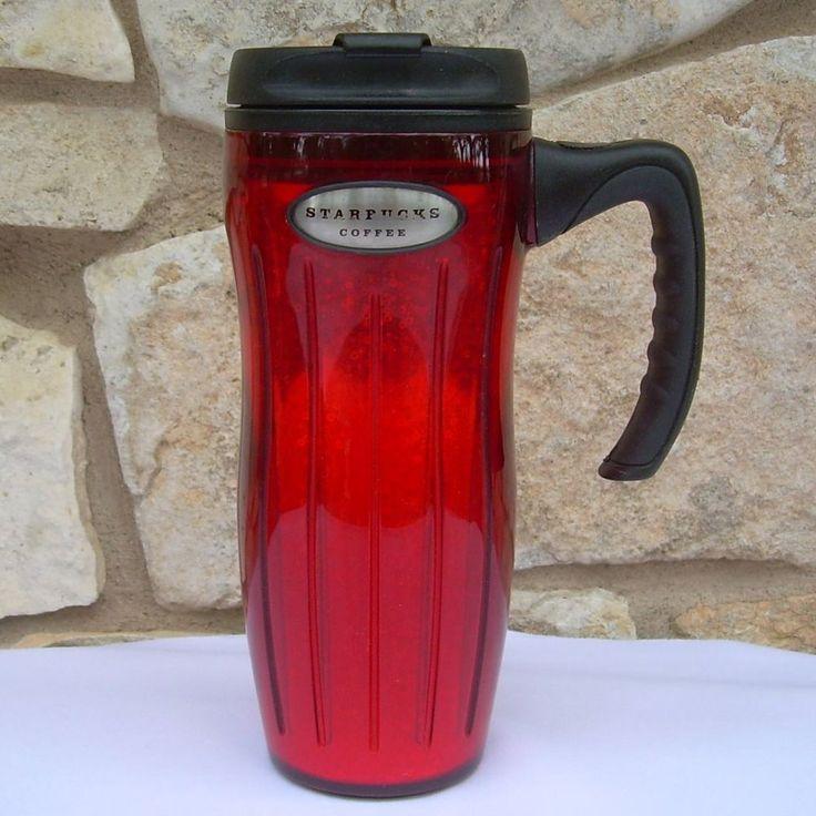Red Metallic Mugs Best Mugs Design