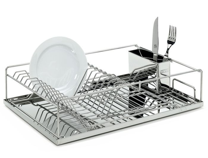 Stainless Steel Draining Rack: Remodelista