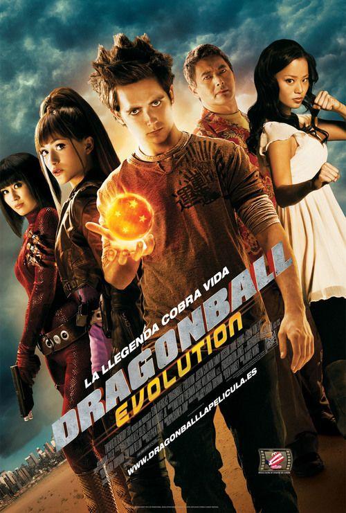 Dragonball Evolution (2009) Full Movie Streaming HD