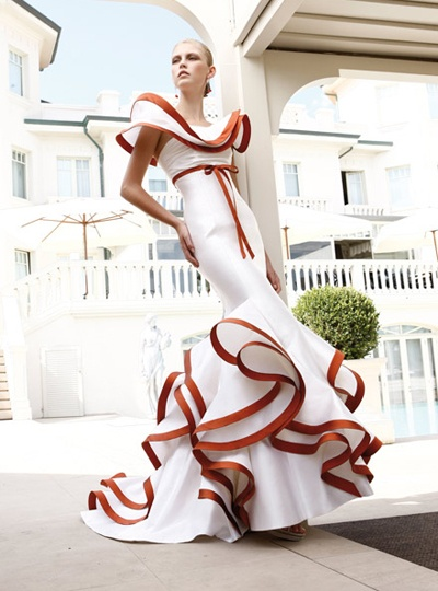 Elisabetta Polignano 2012 Bridal Collection  http://elisabettapolignano.com/