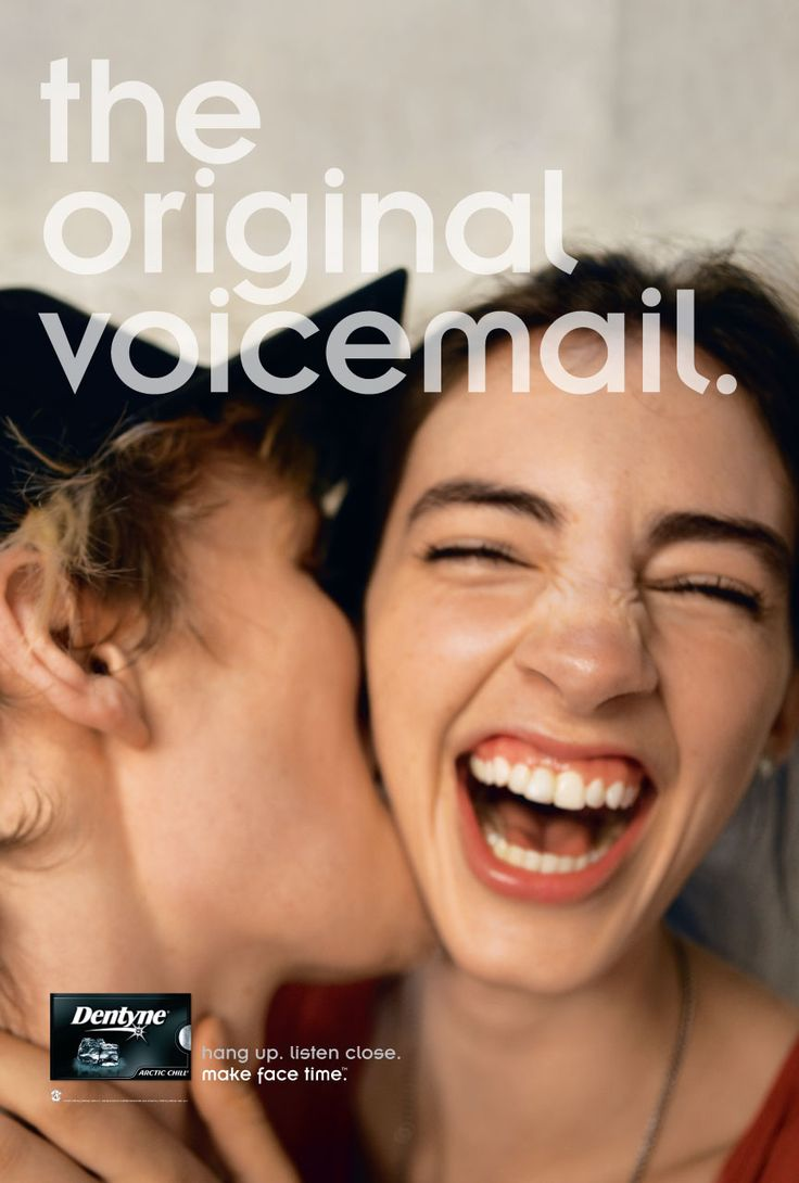 "Dentyne 2008 ""Make Face Time"" campaign"
