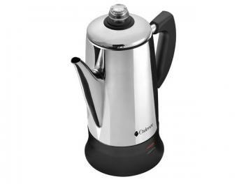 Cafeteira Elétrica Cadence CAF103-110v 24 Xícaras - Inox